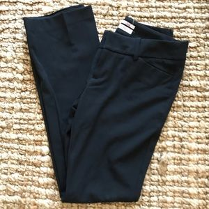🌻 Merona Black Stretch Work Pants - Size 4
